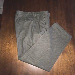 Ermenegildo Zegna Wool Cashmere Blend Pants 36